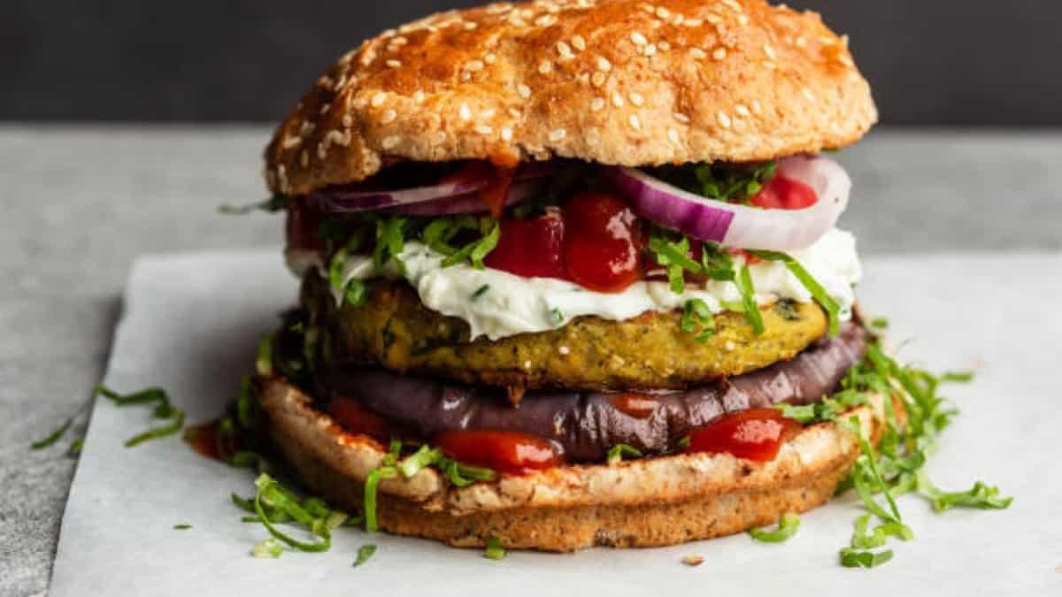 Ikea dévoile son incroyable burger végétal healthy sur Instagram !