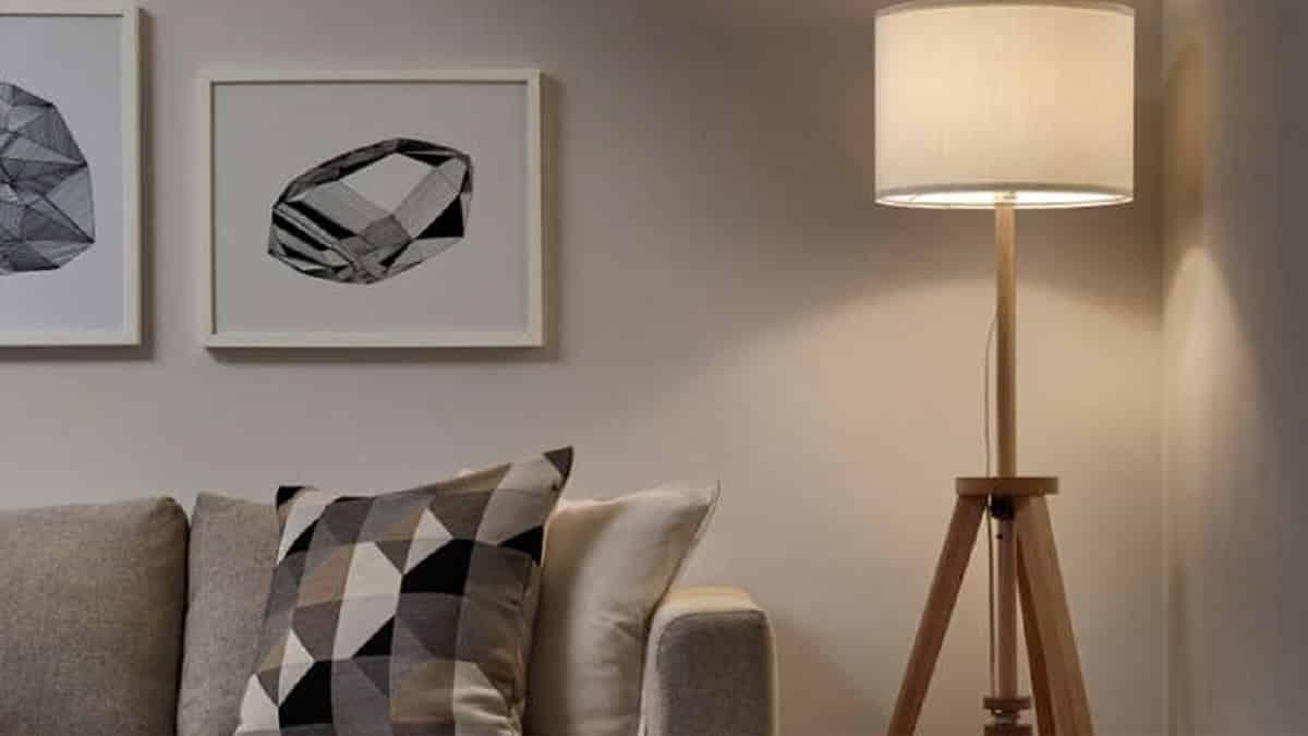 Ikea lance une lampe ultra classe réalisée en bouteilles recyclées !