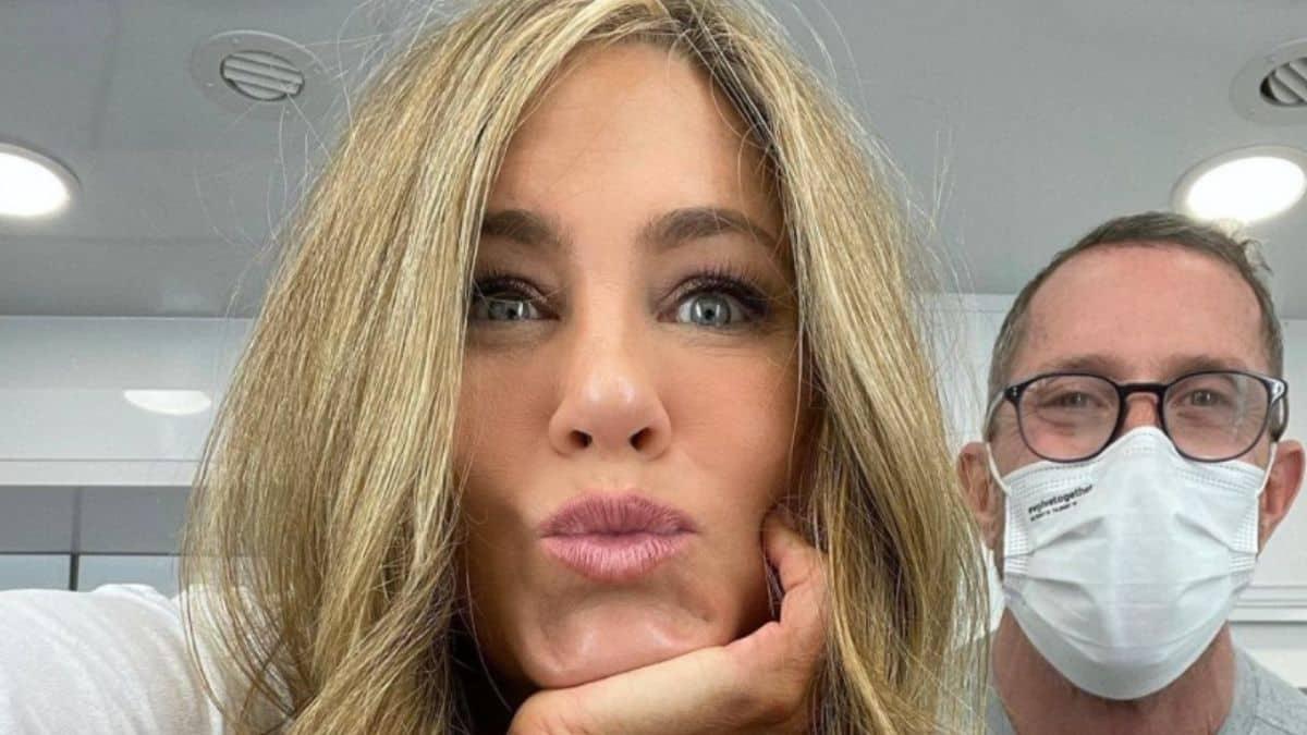 Jennifer Aniston a adoré tourner dans le film «La Rupture» !