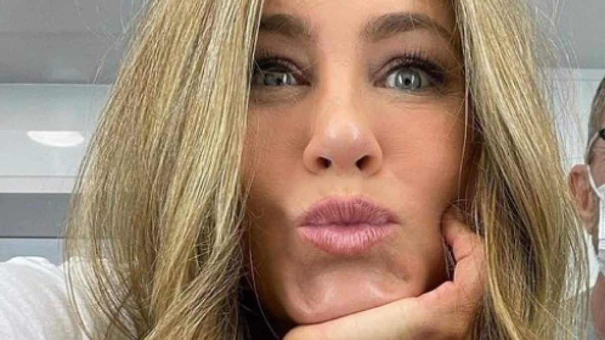 Jennifer Aniston anéantie après sa rupture avec Brad Pitt !