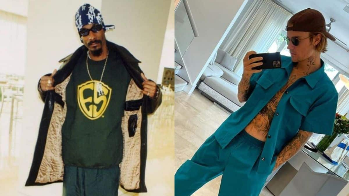Justin Bieber et Snoop Dogg travaillent pour le même label Def Jam !