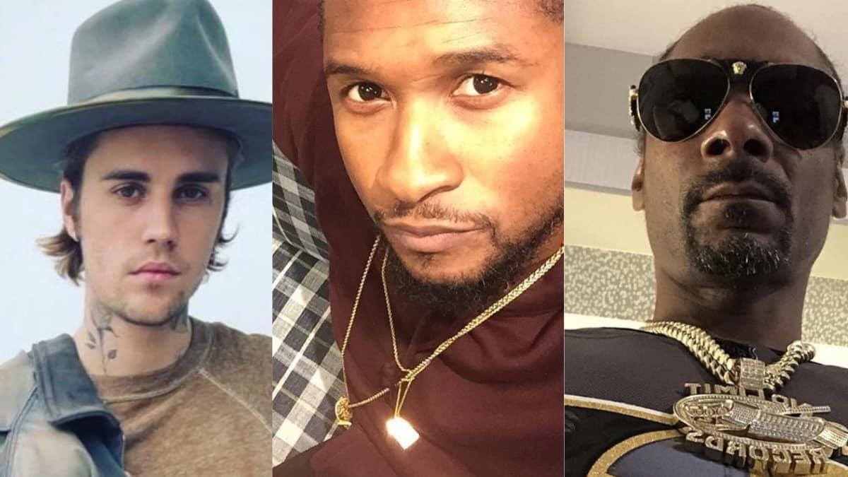 Justin Bieber invite Usher et Snoop Dogg sur le remix de «Peaches» !