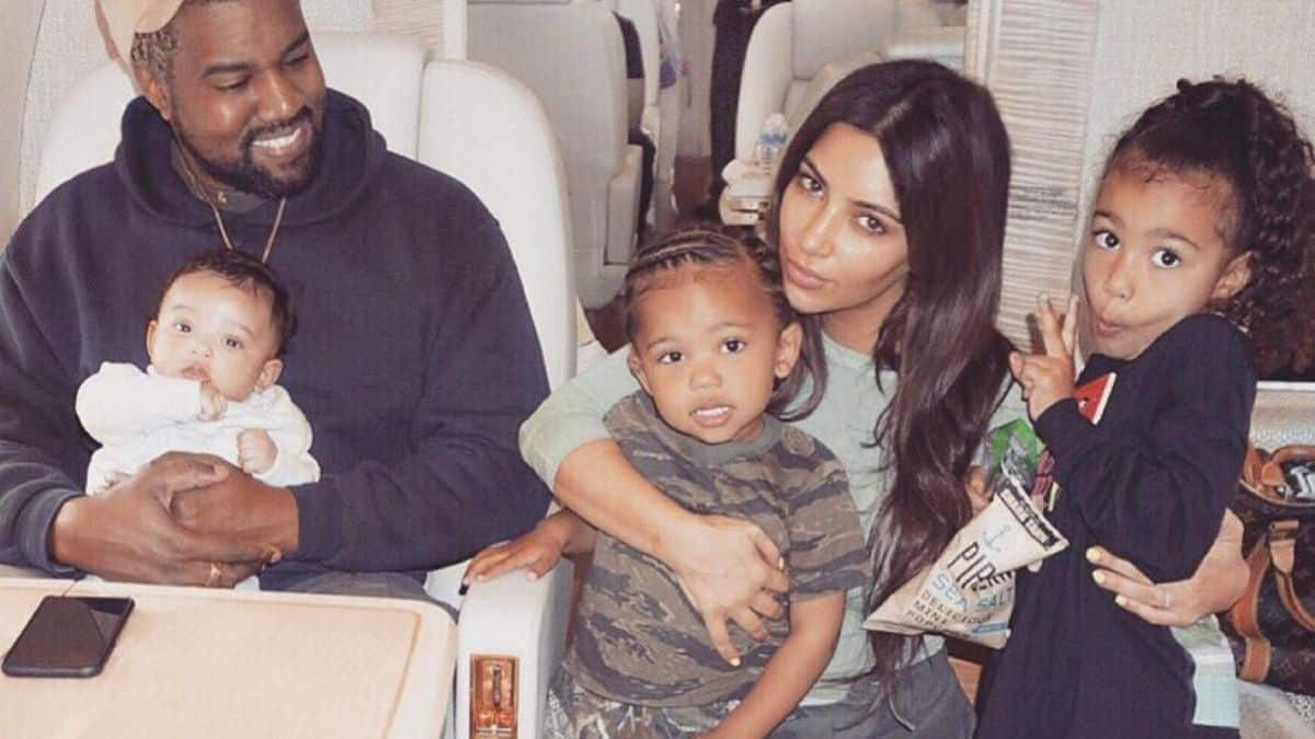 Kim Kardashian Kanye West unfollow son ex avec toute sa famille !