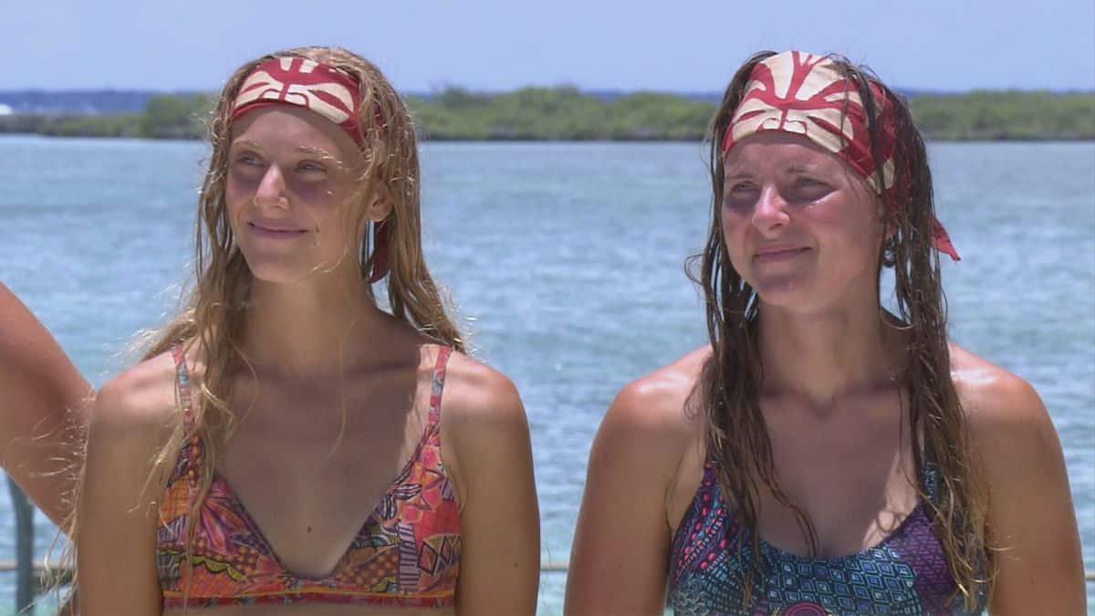 Koh-Lanta: Maxine se confie sur son incroyable amitié avec Laure !