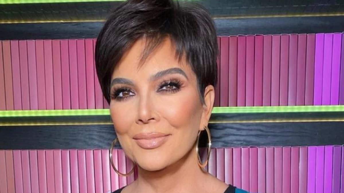 Kylie Jenner: sa mère Kris Jenner s'affiche très discrète à Paris !