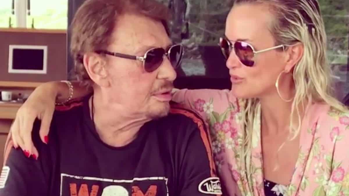 Laeticia Hallyday poste un message touchant avec un musicien de Johnny !