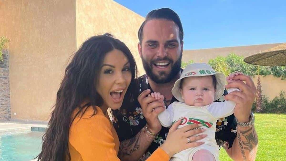 Laura Lempika (Objectif reste du Monde) fête les 6 mois de son fils !