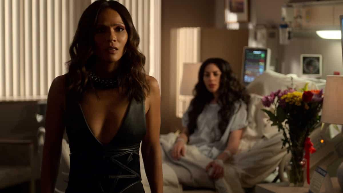 Lesley-Ann Brandt (Lucifer) fière de la relation entre Maze et Eve !