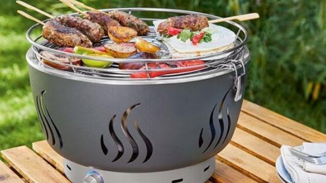 Lidl dévoile enfin son barbecue de table pour cet été 2021 !