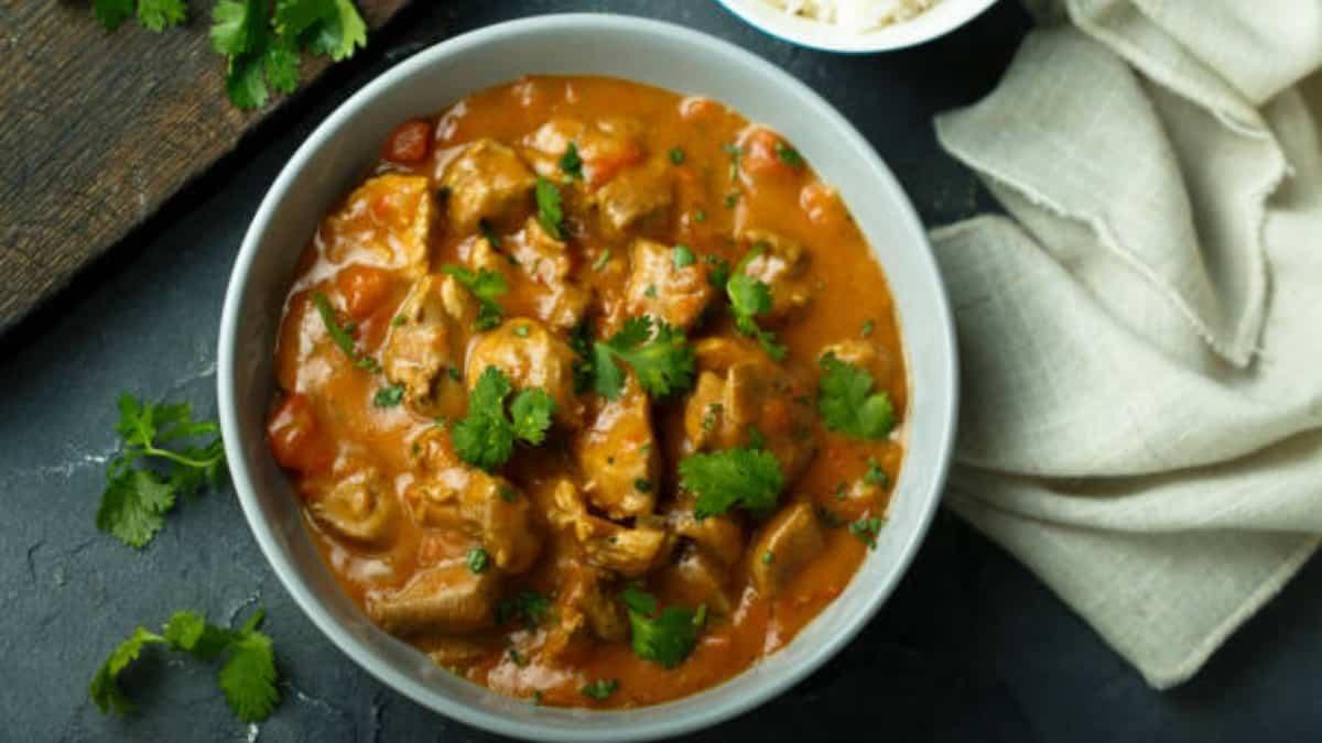 Lidl dévoile sa recette très gourmande du poulet au curry !