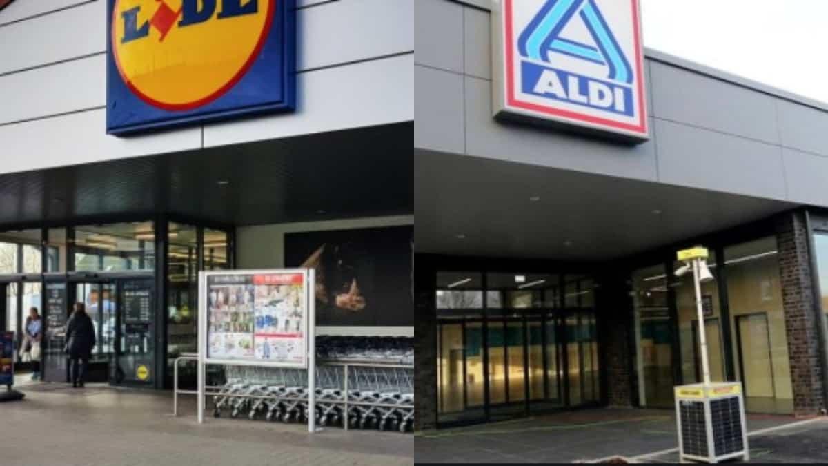 Lidl est encore moins cher que son concurrent Aldi