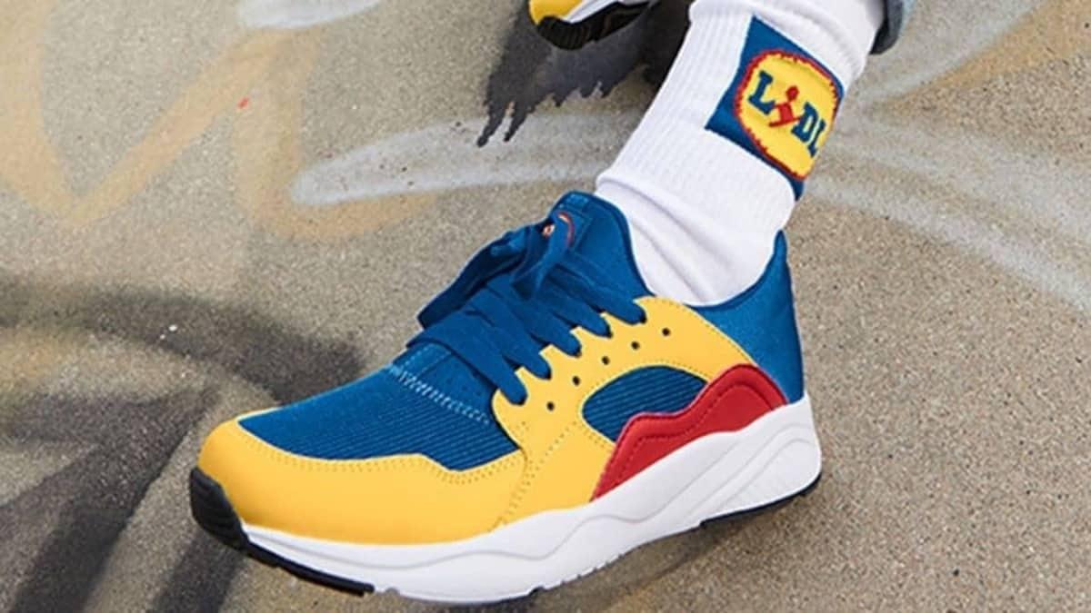 Lidl: les baskets à 12,99€ de la marque bientôt de retour en magasin !