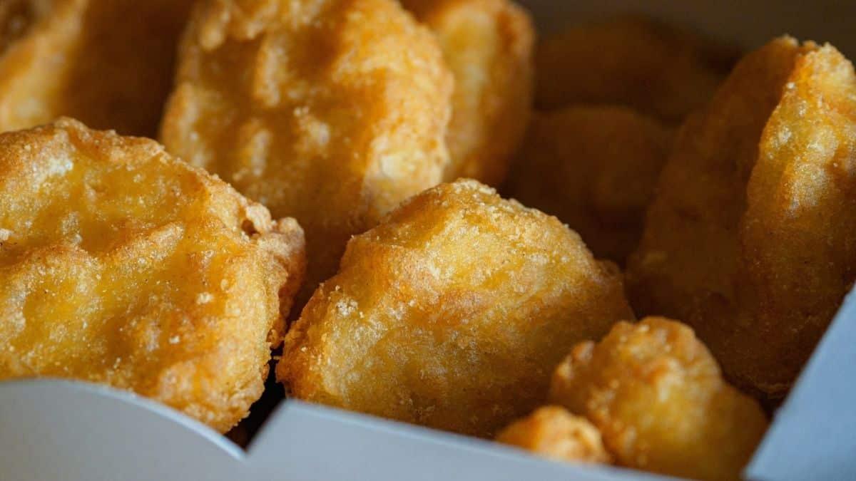 McDonald's: des baskets Nike TN faites avec des boîtes de nuggets !