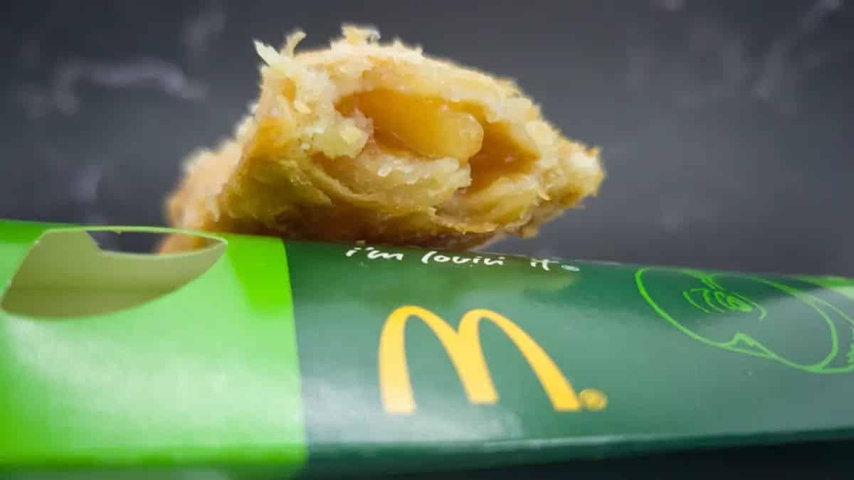 McDonald's sort le grand jeu pour le retour de l'Apple Pie en France !