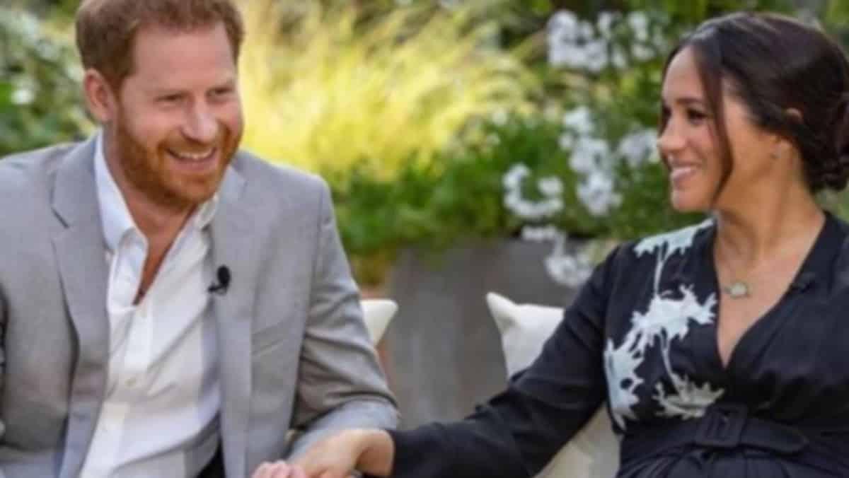 Meghan Markle et Harry: la famille royale ravie d'accueillir Lilibet !