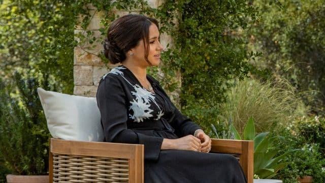 Meghan Markle ne pourra pas être avec Harry pour l'hommage à Diana !