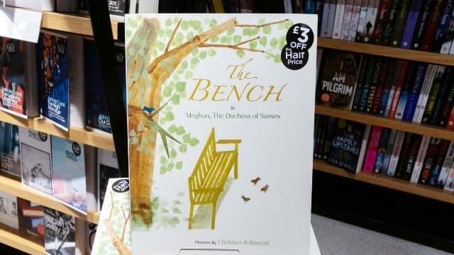 Meghan Markle: son livre pour enfants «The Bench» fait un carton !