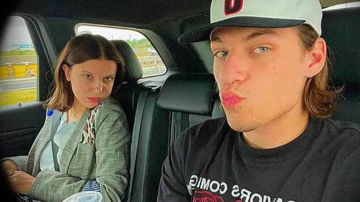 Millie Bobby Brown très complice avec Jake Bongiovi sur Instagram !