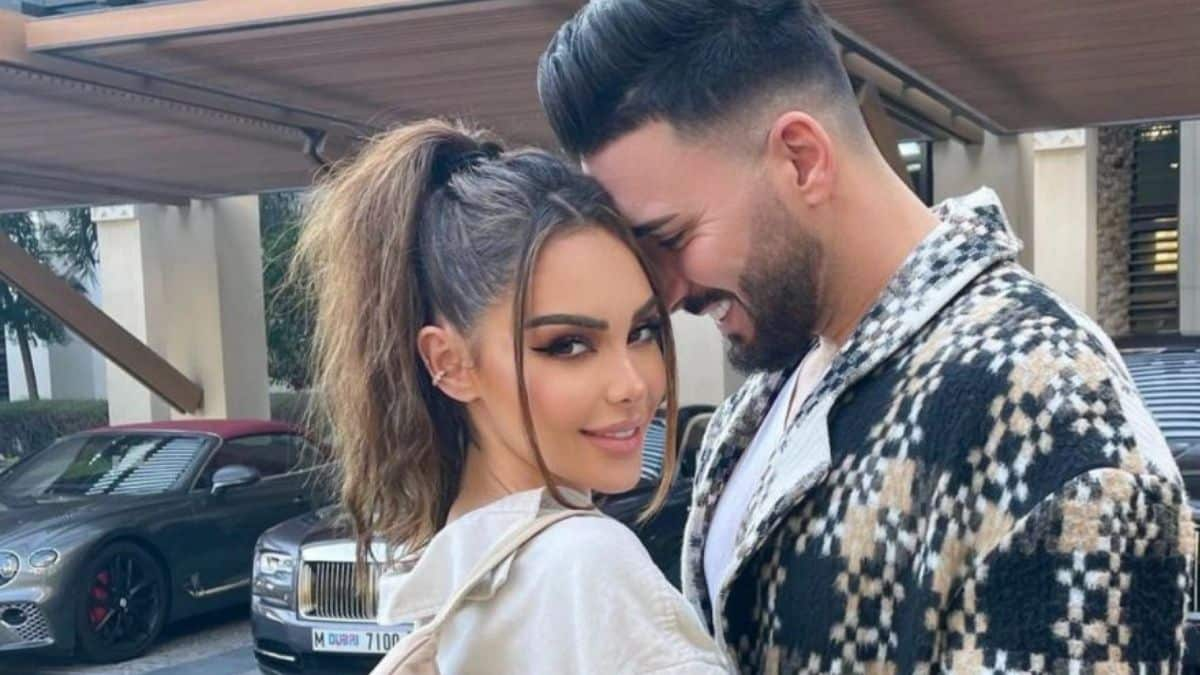 Nabilla hyper stressée à cause de son mariage avec Thomas Vergara !