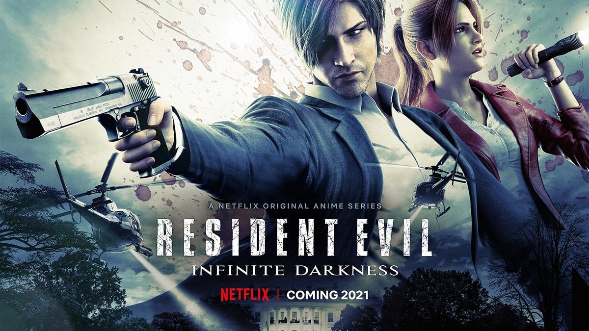 """Netflix dévoile les premières minutes du film """"Resident Evil"""" !"""