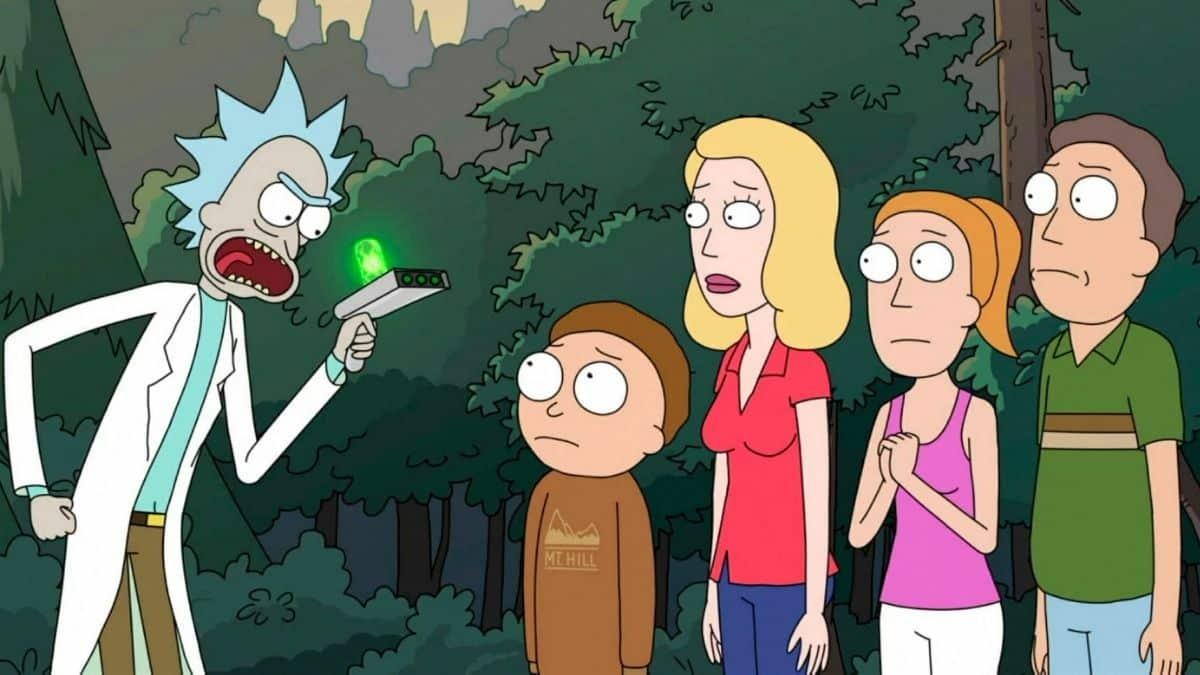 Netflix ne veut plus diffuser la suite de la série Rick et Morty ?
