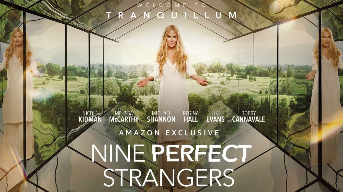 Nine Perfect Strangers (Amazon Prime) se dévoile enfin en images !
