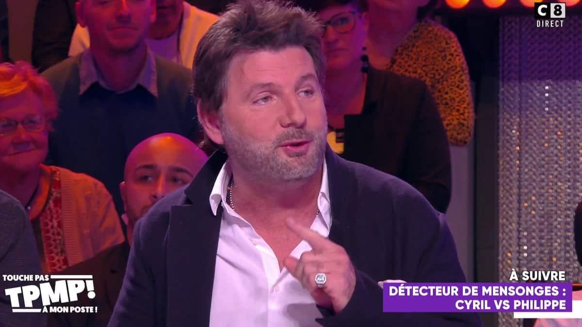 Philippe Lellouche (TPMP) balance cash sur la cérémonie des Molières !