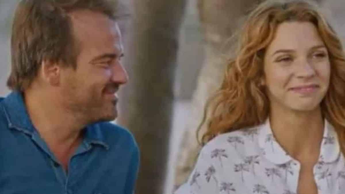 Plus belle la vie: des scènes très chaudes entre Léa et Jean-Paul !