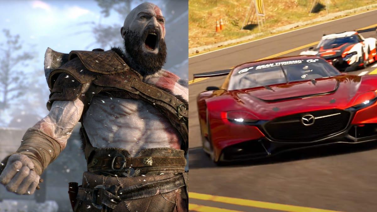 PS5: God of War et Gran Turismo sortiront aussi sur une autre console !