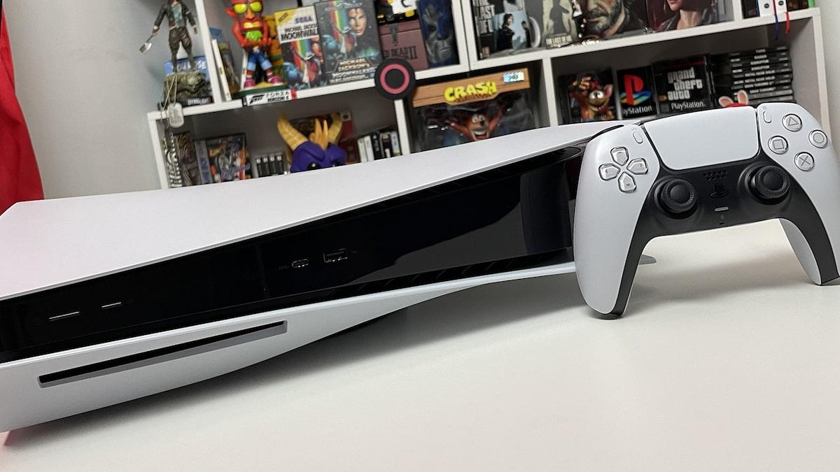 PS5: Sony fait une nouvelle mise à jour très étrange sur la console !