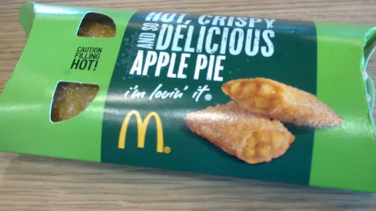 McDonald's: le chausson aux pommes va enfin faire son grand retour !