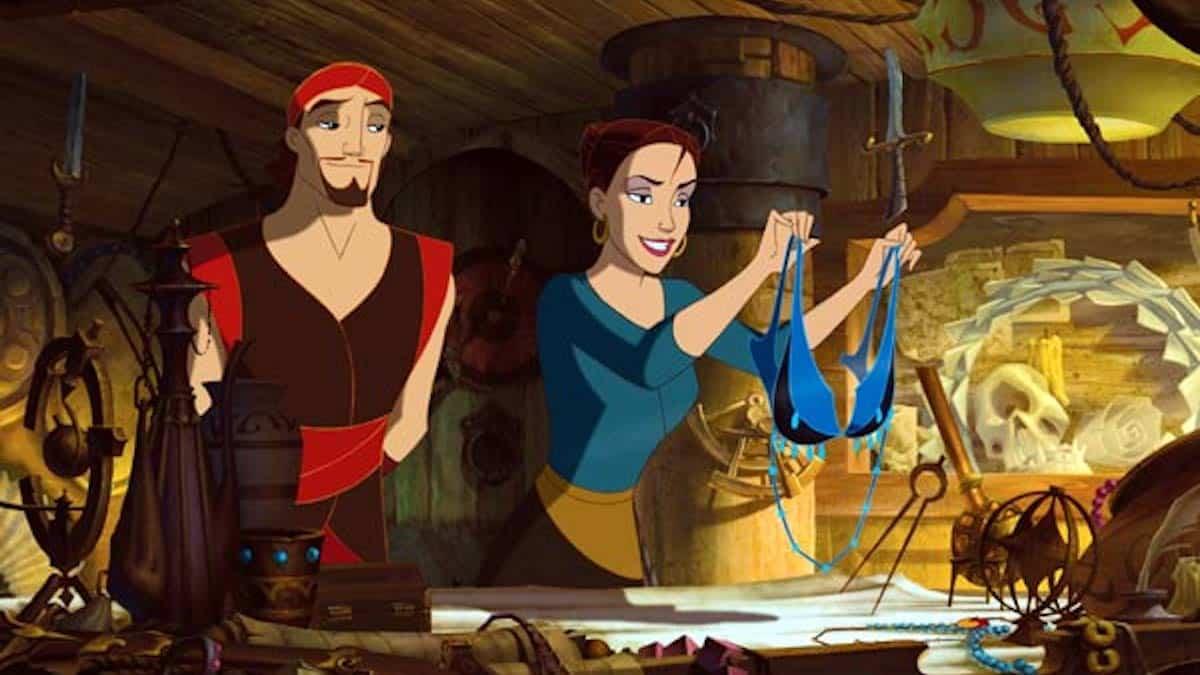 Sinbad La Légende des sept mers (Netflix) a failli ruiner Dreamworks !