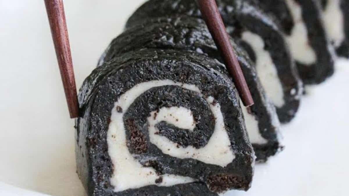 TikTok: la recette des délicieux Oreo sushis vous fera saliver !