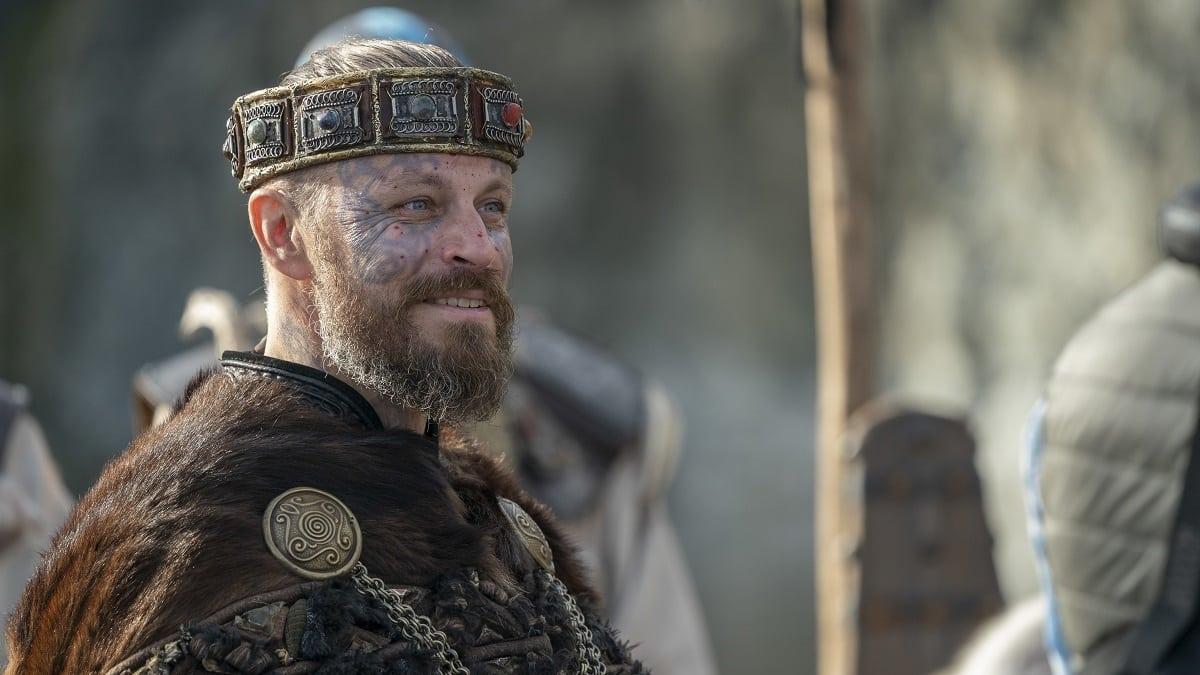 Vikings: découvrez la vraie histoire du personnage Harald 1er!