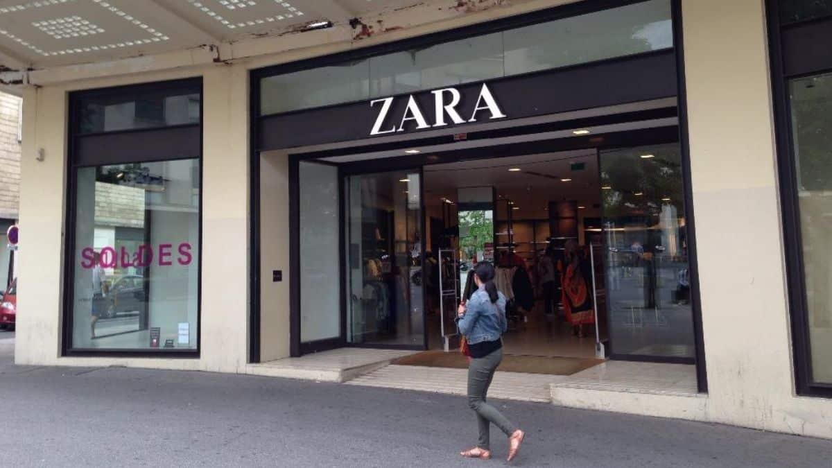 Zara lance sa nouvelle collection de cosmétiques dans ses magasins !