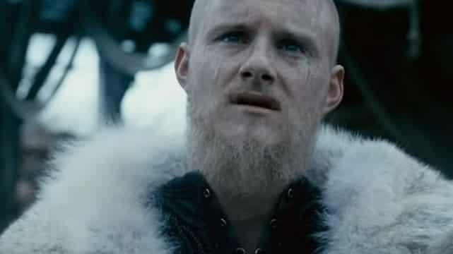 Alexander Ludwig (Vikings) heureux d'avoir quitté le rôle de Bjorn !
