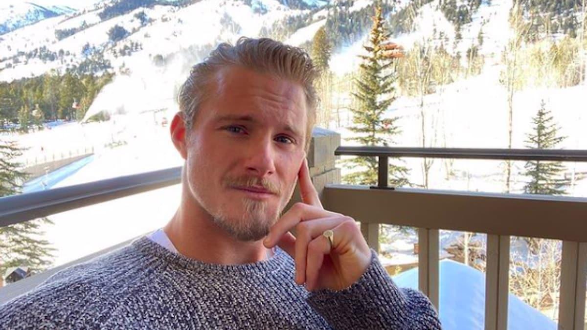 Alexander Ludwig (Vikings) s'affiche avec Stephen Amell sur Instagram !