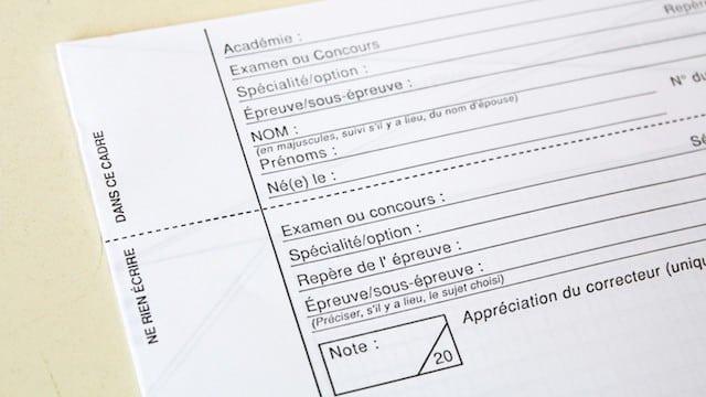 Bac 2021: comment consulter une copie d'examen et contester une note ?