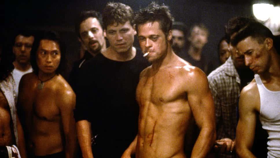 "Brad Pitt a refusé que ses parents regardent son film ""Fight Club"" !"