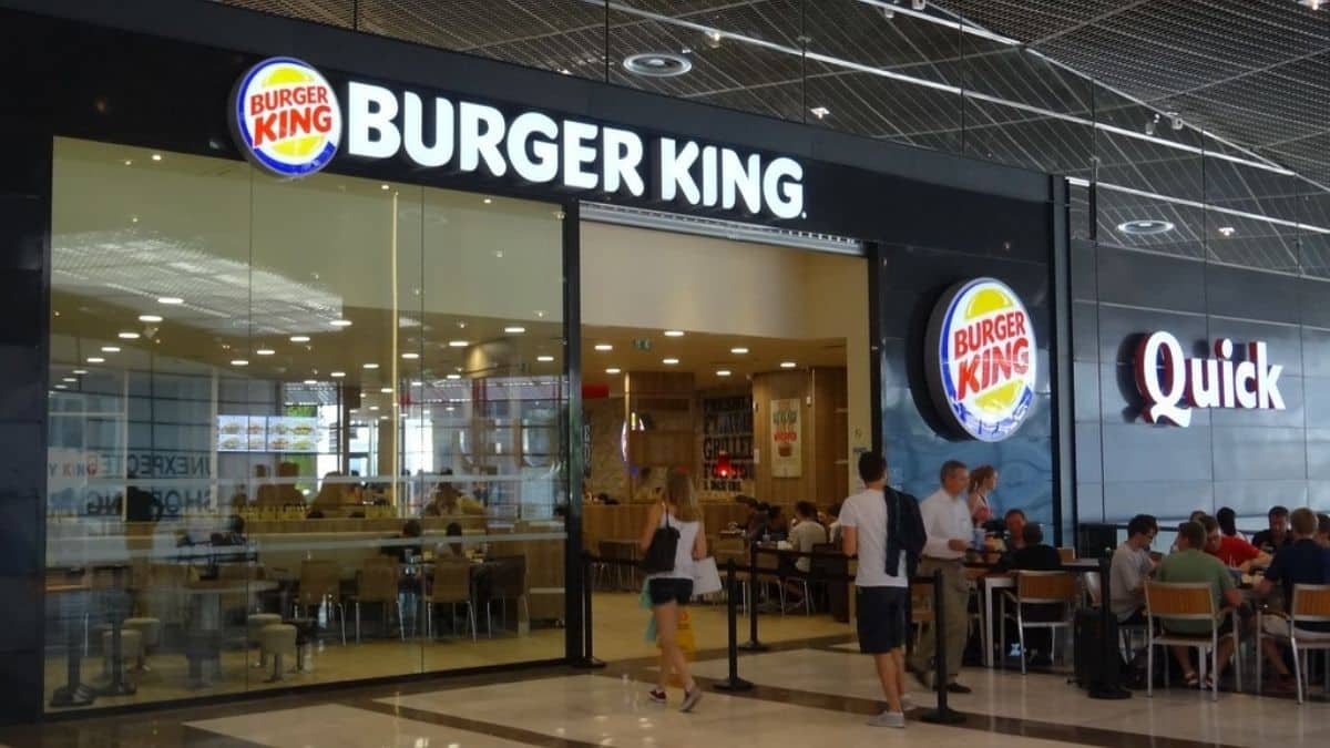 Burger King ouvre son 400ème restaurant mais ne bat pas Mcdo !