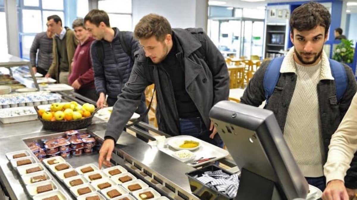 Étudiants: de nombreux jeunes en colère après la fin du repas à 1€ !
