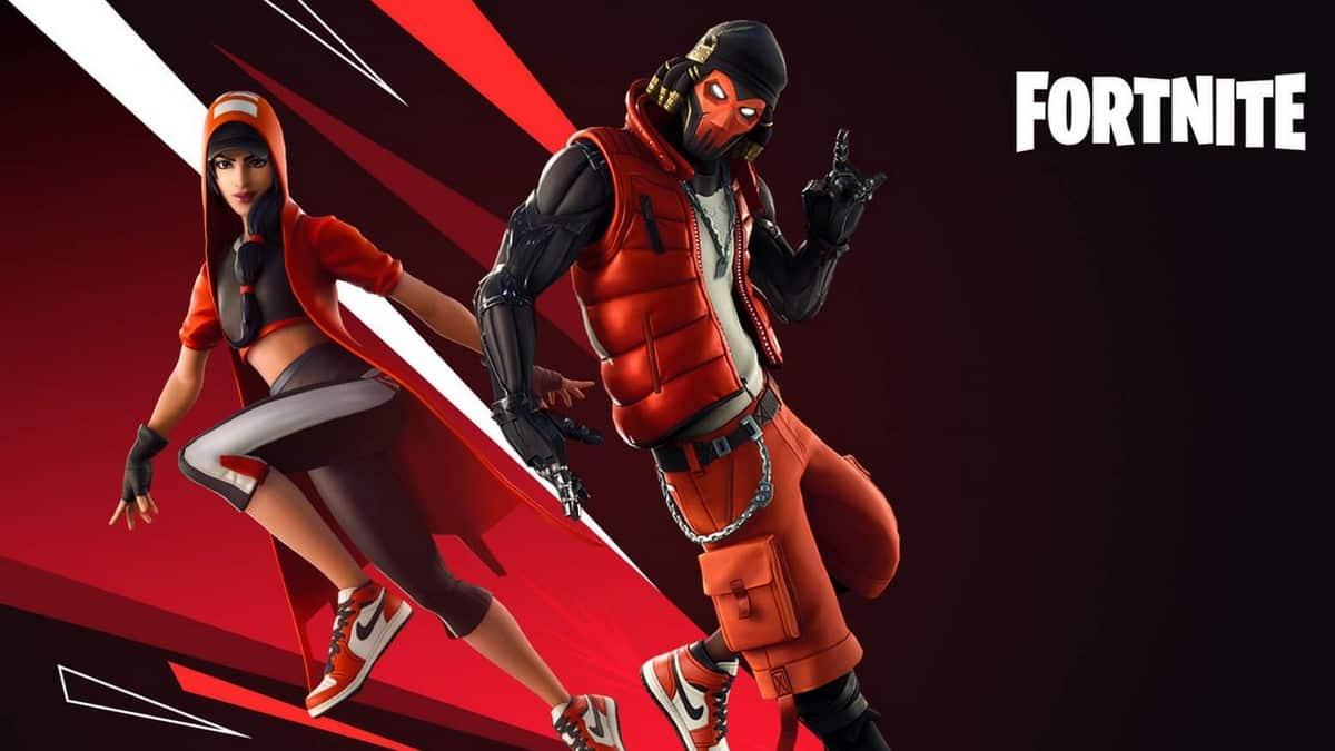 Fortnite: le pack Dunk urbain de retour dans la boutique du jeu !