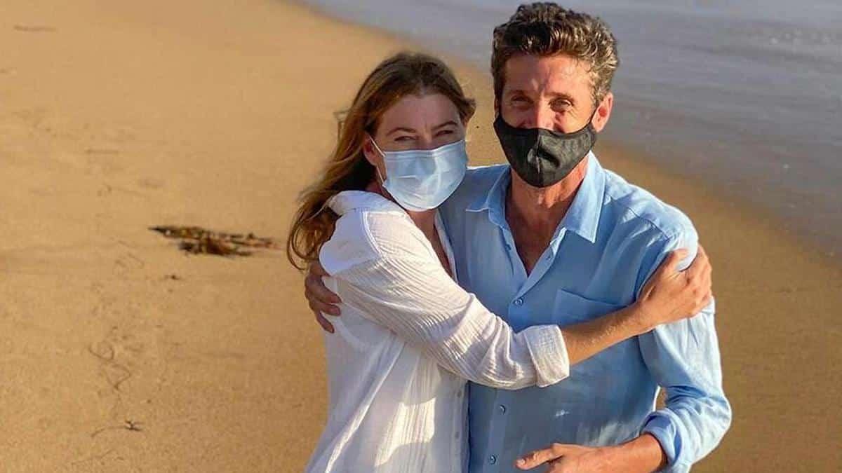 Grey's Anatomy: Ellen Pompeo et Patrick Dempsey très proches en vrai ?