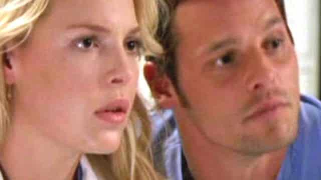 Grey's Anatomy: Katherine Heigl valide le couple Alex et Izzie ?