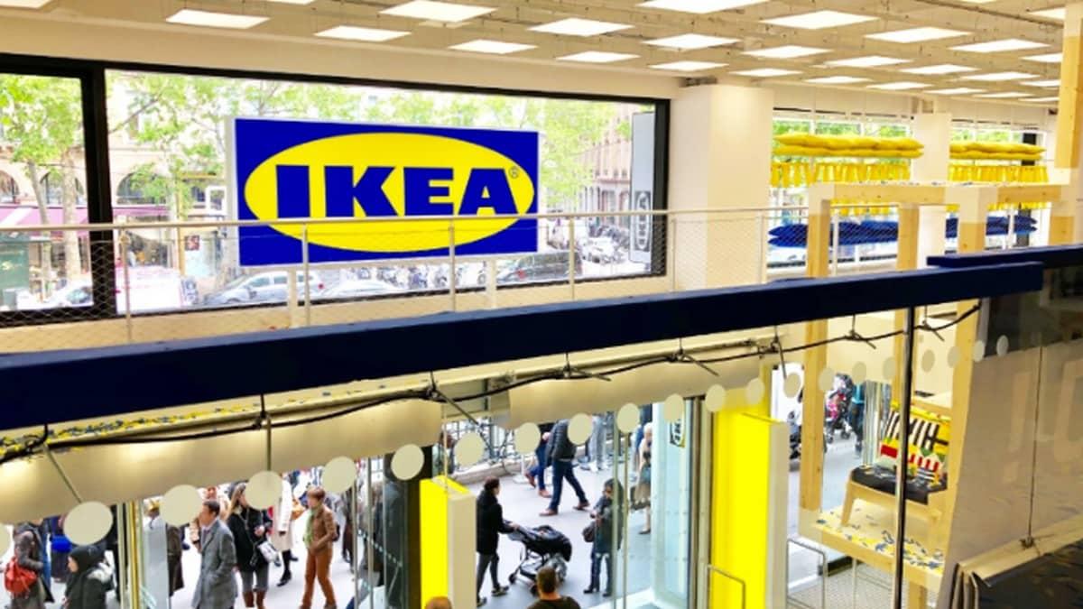 Ikea trouve une solution pour le rangement de ses chaussures !