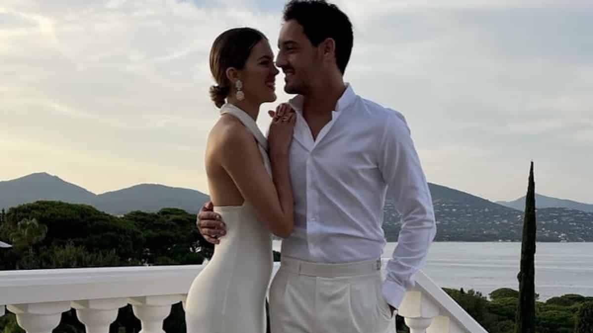 Iris Mittenaere: Diego El Glaoui sous le charme de sa chérie en Grèce !