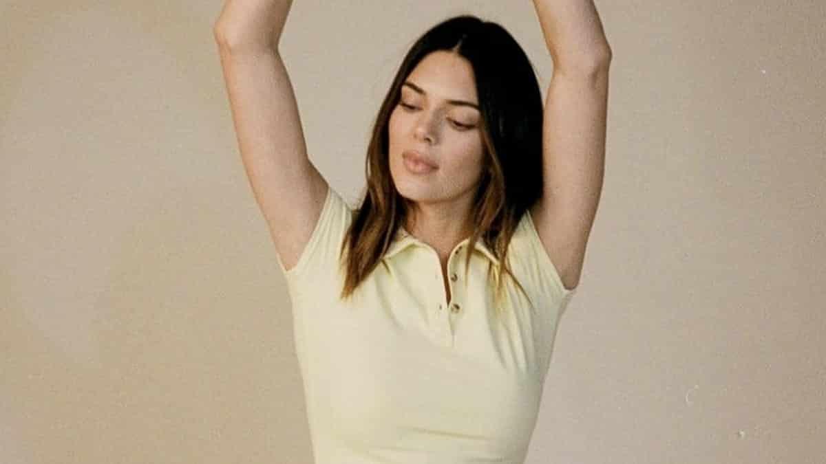 Kendall Jenner lance sa collection de vêtements et fait sensation !