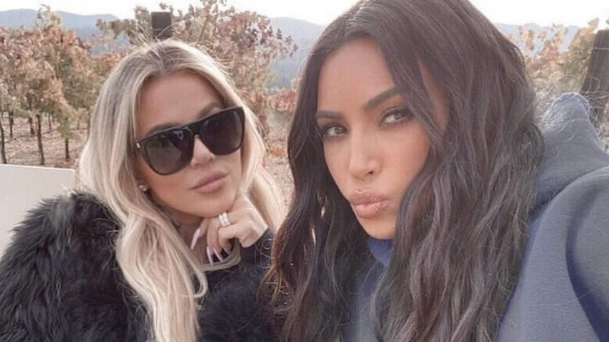 Kim Kardashian et Khloé Kardashian fans de la série Netflix «Sex Life» !