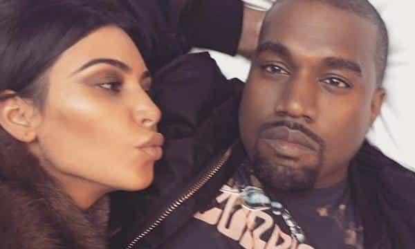 Kim Kardashian présente avec ses enfants à la soirée de Kanye West !