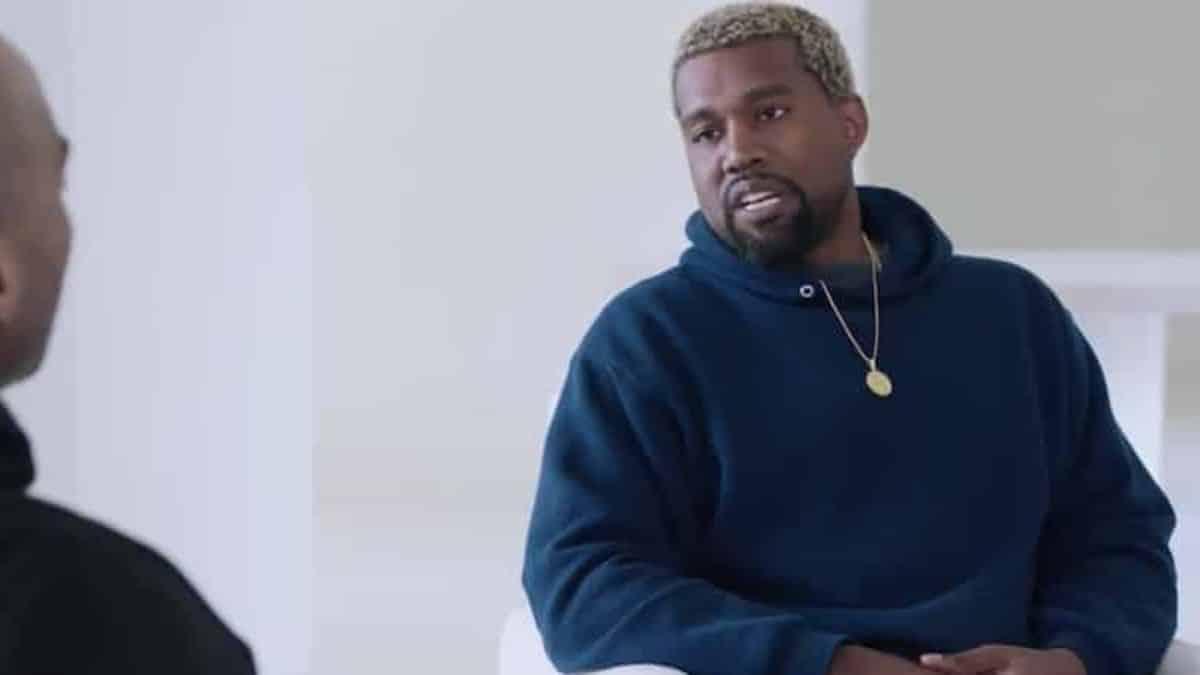 Kim Kardashian: son ex Kanye West délire encore et se prend pour Dieu !